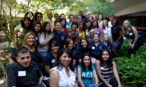 Future Rehabilitation Counselors!...Can you find me? :-)