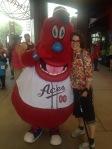 I met a fun, new friend, too ;-)